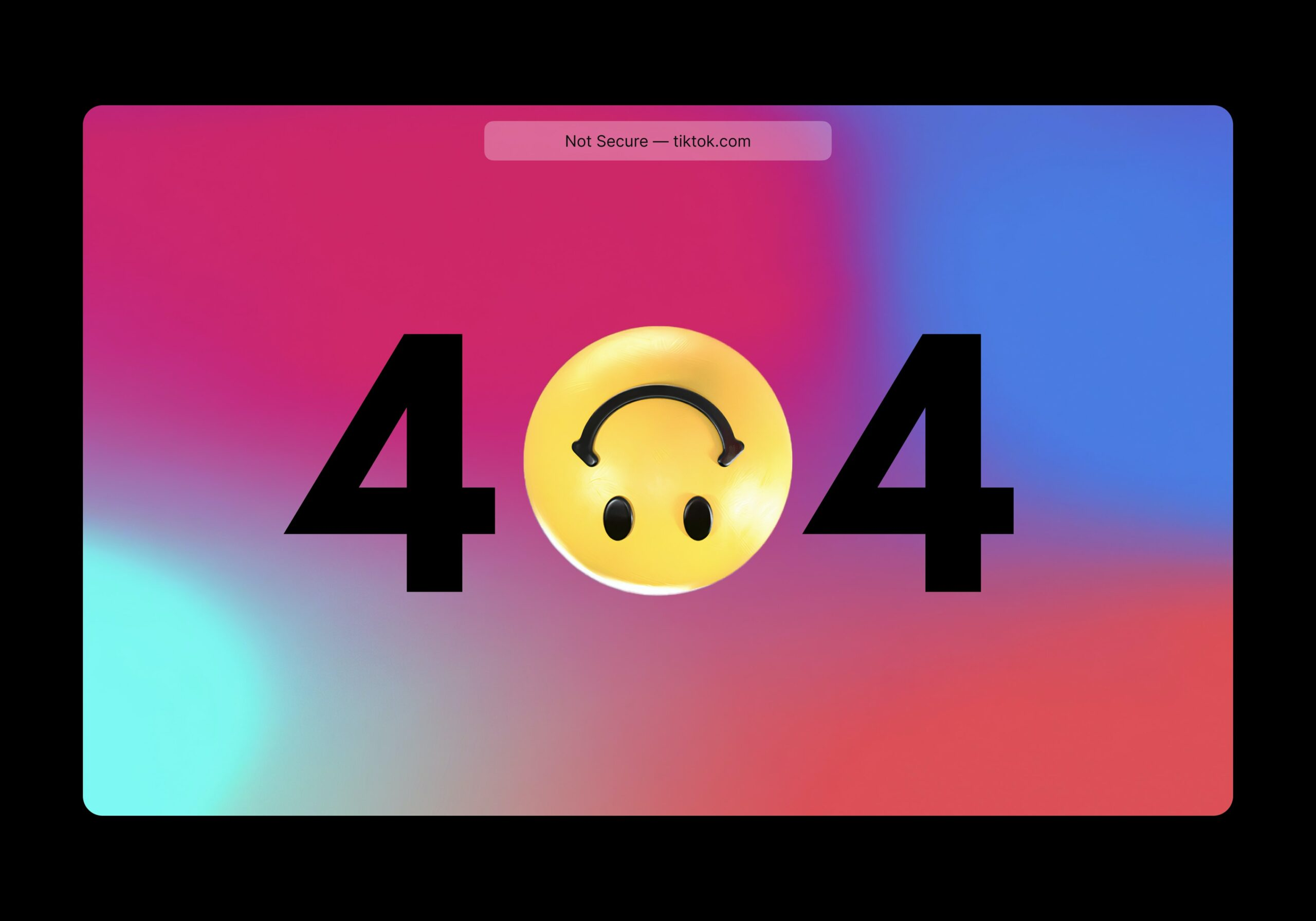 404 Error Message